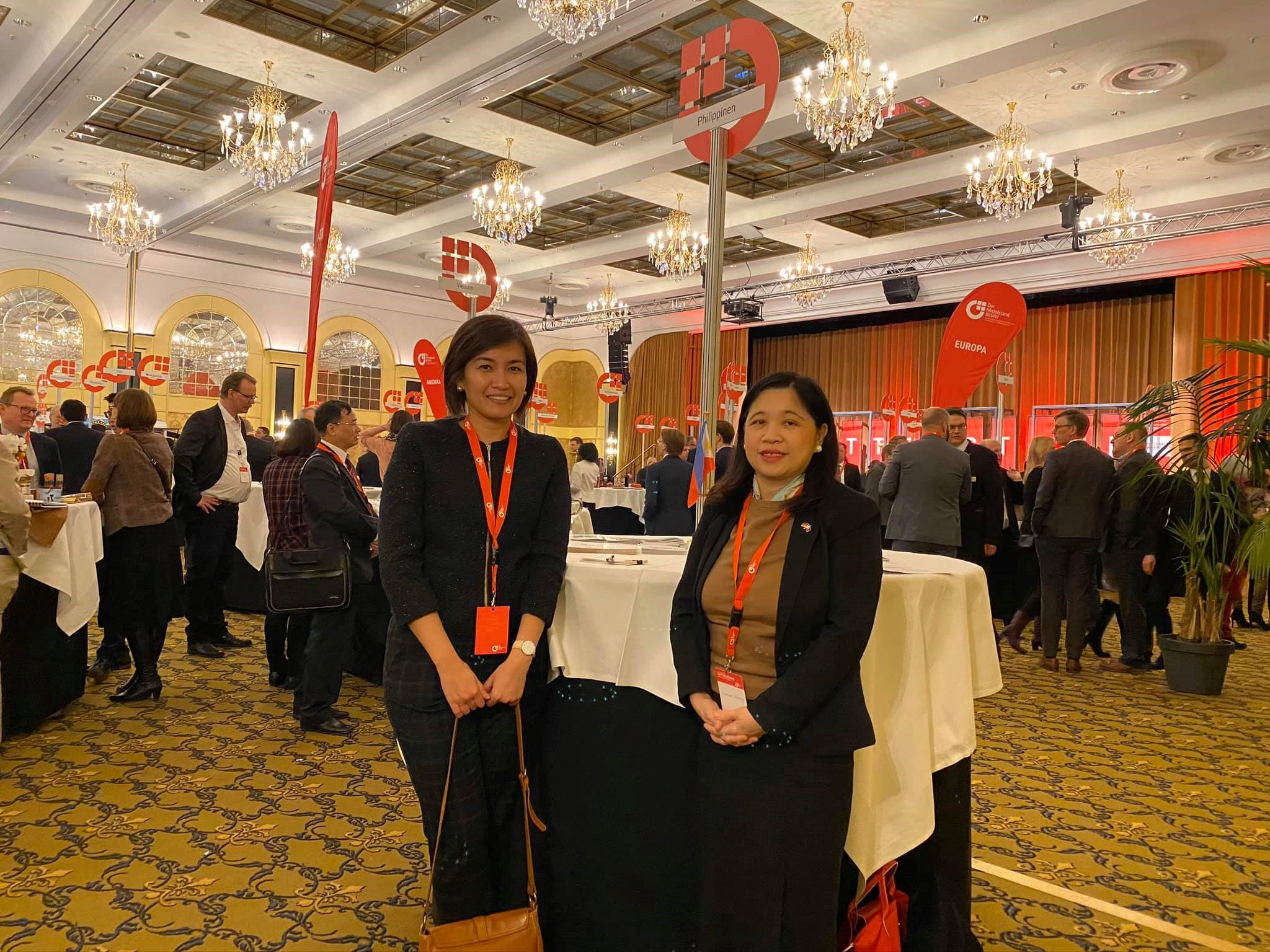 Philippines Promotes Trade, Investments and MSMEs at the SMEs Event in Berlin