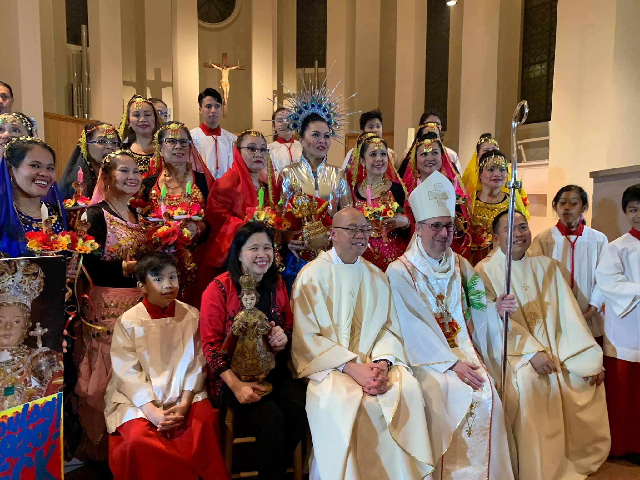 Filipino Overseas Communities in Germany Commemorate the SINULOG Festival