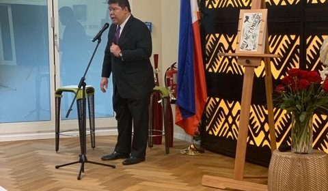 123rd Anniversary of Rizal Commemorated in Berlin