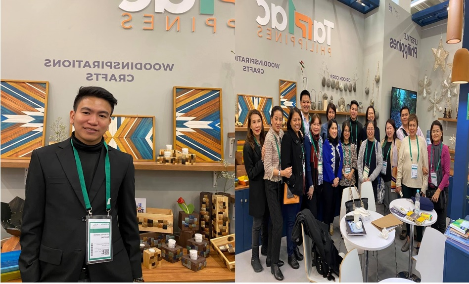 Tarlac Showcased as First Artisan Community Partner for AMBIENTE 2020