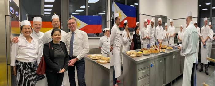 Philippine Cuisine Introduced at Leading Berlin Culinary School