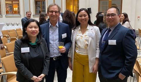 Filipina Expert Completes Prestigious International Climate Protection Fellowship in Germany