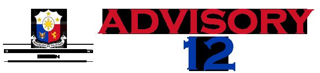 Public Advisory No. 12