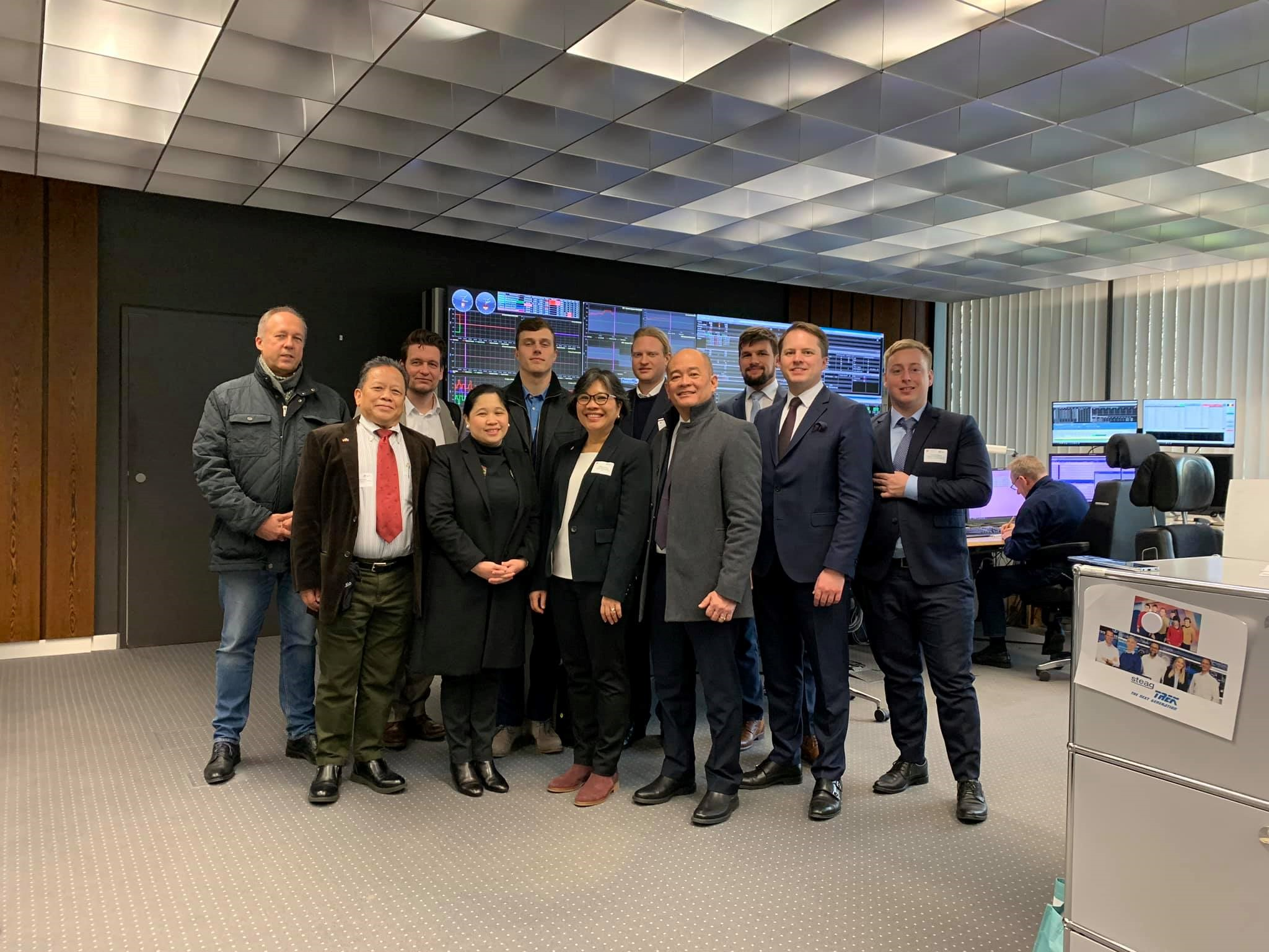 Philippine Renewable Energy Mission Takes Place in Germany
