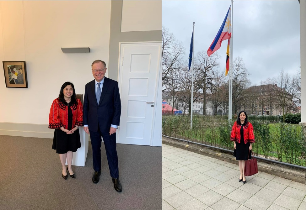 PHL Ambassador Calls on Lower Saxony Minister President – Aims for More Engagement with PHL