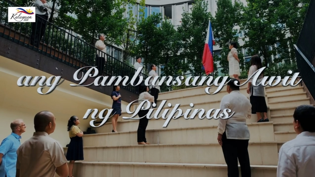 PHILIPPINE EMBASSY IN BERLIN REACHES OUT TO FILIPINO COMMUNITY, PARTNERS ON INDEPENDENCE DAY AMIDST PANDEMIC