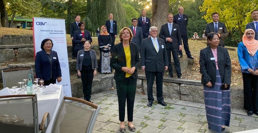 Philippine Ambassador Takes Part in Economic Mission to Rhineland Palatinate